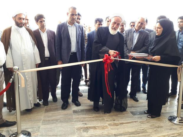 ساختمان تربیت بدنی دانشگاه سیستان و بلوچستان افتتاح شد