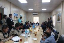 مراحل اجرایی زنجیره فولاد کردستان درحال انجام است