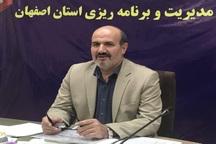 اصفهان وظیفه خدمتگذاری را اثبات کرده است