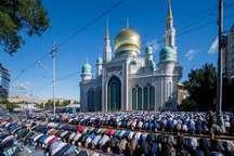 پوتین عید فطر را شادباش گفت