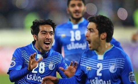 استقلال با پیروزی مقابل سپاهان نایب قهرمان شد