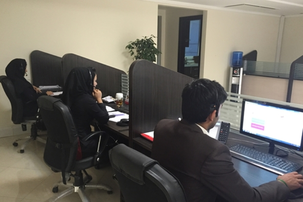 مرکز ارتباطات تلفنی با عراق در سومار راه اندازی می شود