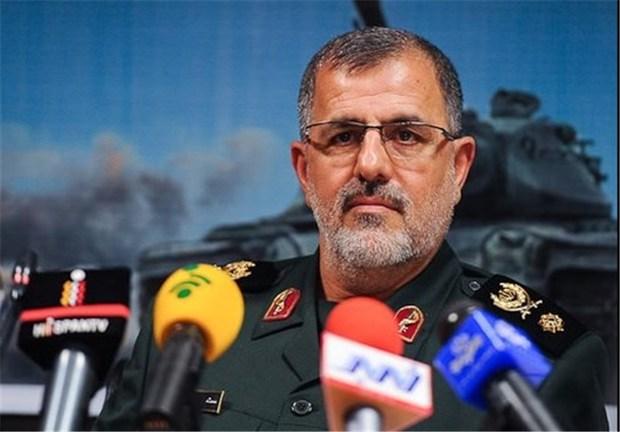 فرمانده نیروی زمینی سپاه: وضعیت در لرستان و خوزستان روز به روز بهتر میشود