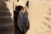 تعداد آثار ثبت ملی بافق به 54 مورد رسید