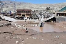 تخریب 55 مدرسه در لرستان بر اثر سیل  بلاتکلیفی حدود 4 هزار دانش آموز