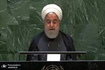 «نه» ایران به مذاکره تحت تحریم؛ تیتر رسانههای عربی پس از سخنرانی روحانی در سازمان ملل