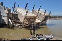 سیل 3800 میلیارد ریال خسارت به دوره چگنی وارد کرد