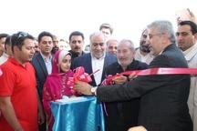 تصفیه خانه فاضلاب کنگاور با حضور وزیر نیرو افتتاح شد