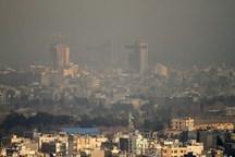 کیفیت هوای هفت منطقه مشهد در حالت اضطرار است