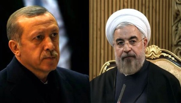 اردوغان انتخاب روحانی را تبریک گفت