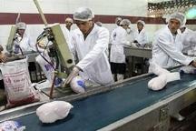 بیش از 23 هزار تن مواد خام پروتئینی در ری فرآوری شد