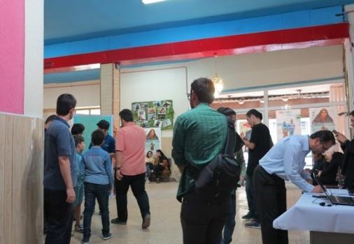 اکران فیلم های ششمین جشنواره سبز ایران در اردبیل