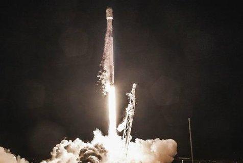 ماهواره جی پی اس آمریکا به فضا رفت+ویدیو