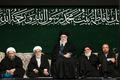 دومین شب مراسم عزاداری حضرت فاطمه زهرا (س) در حسینیه امام خمینی برگزار شد