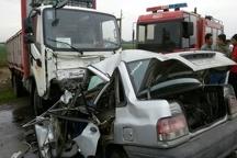 کاهش 17 درصدی فوت شدگان جاده های گلستان