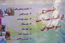72 مدرسه آذربایجان غربی مجری طرح ارتقای سلامت نوجوانان شد