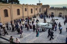 15 هزار و 216 گردشگر از قلعه فلک الافلاک خرم آباد دیدن کرد