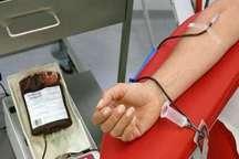 32 هزار نفر در البرز در سال جاری خون اهدا کرده اند