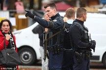 حمله با چاقو در مونیخ آلمان+ تصاویر