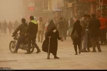 گرد و غبار طراوت باران شب گذشته غرب استان خوزستان را می گیرد