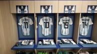 اعلام ترکیب تیمهای ملی آرژانین و کرواسی