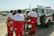 امدادرسانی به ۳۸ نفر در محورهای مواصلاتی و ارتفاعات البرز
