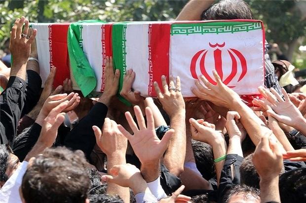 پیکر شهید مدافع امنیت یکشنبه در یاسوج تشییع می شود