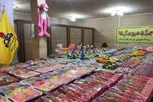 برگزاری جشن عروسک ها با هدف کمک به کودکان خانواده های نیازمند در لرستان