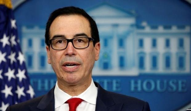 وزیر خزانهداری آمریکا عامل جلوگیری از تحریمها علیه ایران؟!