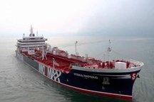 درخواست مالک نفتکش توقیف شده انگلیس از هند