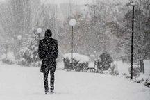 هواشناسی برای سمنان بارش برف پیش بینی کرد