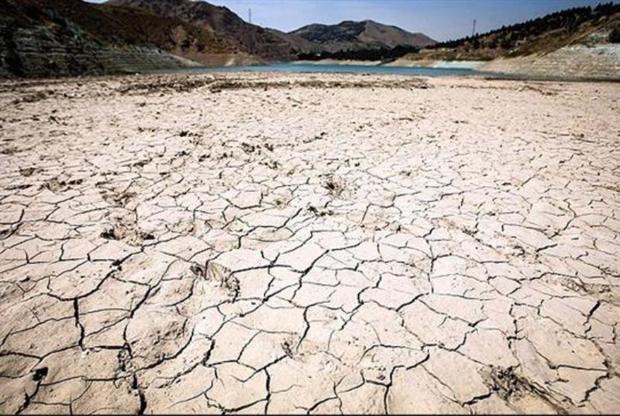 بارندگی در فارس 65 درصد کاهش یافت