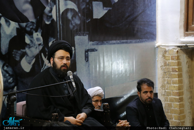 سیدعلی خمینی: پیرو حسین(ع) نمی تواند نسبت به اسلام و انسان بی تفاوت باشد