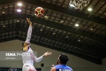 پیروزی بسکتبالیستهای شهرداری تبریز در اولین گام نیمهنهایی