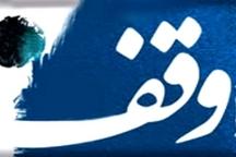 2 درصد موقوفات کشور قرآنی است