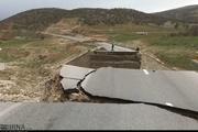 27 روستای شهرستان دلفان دچار رانش زمین شد