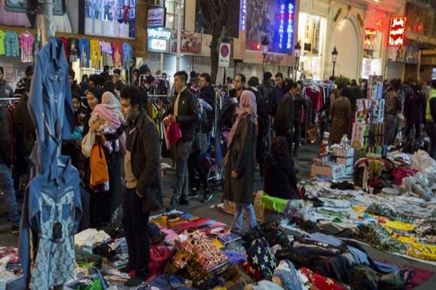 تردد عراقی ها هزار و صد شغل در خرمشهر ایجاد کرد