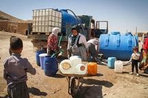 50 روستای سمنان با تانکر آبرسانی سیراب می شود