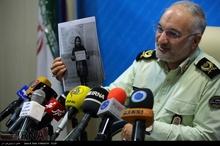 خانمی که 5/7 کیلو کوکائین به ایران وارد کرد + تصویر