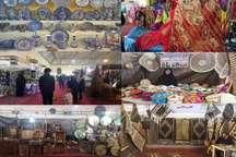 گشایش نمایشگاه صنایع دستی بوشهر با حضور صنعتگران 20 استان کشور