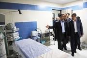 بیمارستان های همدان به دستگاه سی تی اسکن مجهز شدند