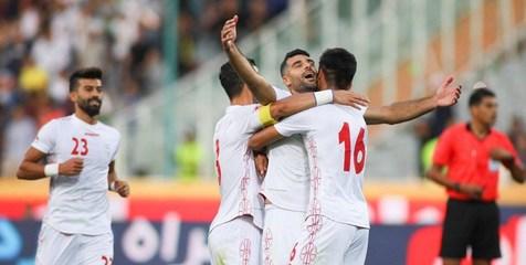 واکنش AFC به برد پرگل ایران مقابل کامبوج / عکس