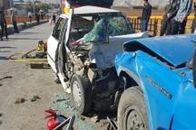 سانحه رانندگی در شادگان 2 کشته بر جای گذاشت