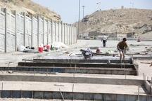 طرح توسعه پایانه مرزی بازرگان 77 درصد پیشرفت دارد