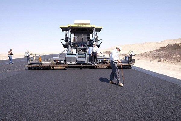 اجرای طرح بازیافت آسفالت سرد برای نخستین بار در سطح راههای اصفهان