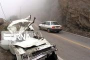 تصادف در محور آستارا-اردبیل دو کشته و یک مصدوم بر جا گذاشت