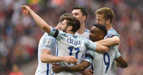 لیست بازیکنان تیم ملی انگلیس برای جام جهانی 2018