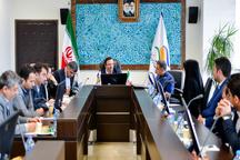 انعقاد تفاهم نامه همکاری سازمان منطقه آزاد انزلی و پارک علم و فناوری دانشگاه تهران