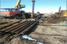 2 حلقه چاه کشاورزی دارای اضافه برداشت در اردبیل تقلیل منصوبات شد