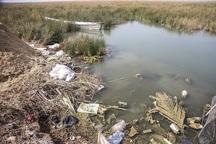 ورودی آب رودخانه جراحی به تالاب شادگان صفر است